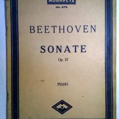 Beethoven - Sonate op. 57 Piano {Moravetz}