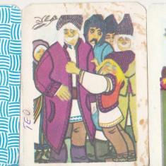 bnk jc Romania - Carti de joc vechi  - 20 diferite