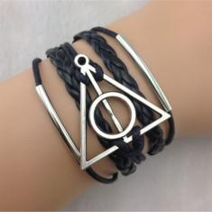 Bratara Harry Potter Triangle - Bratara Fashion