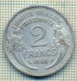9203 MONEDA- FRANTA - 2 FRANCS -anul 1946 - starea ce se vede, Europa