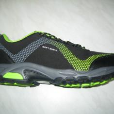 Pantofi sport impermeabil barbati WINK;cod LF6400-2(gri);-1(negru);marime:41-46 - Adidasi barbati Wink, Marime: 45, Piele sintetica