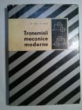 Gh. Miloiu, Fl. Dudita - Transmisii mecanice moderne