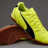 Adidasi Ghete Fotbal Sala Puma nr 42, Culoare: Galben