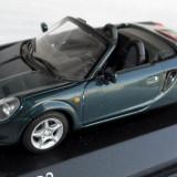 Minichamps Toyota MR2 roadster 2000 1:43 - Macheta auto