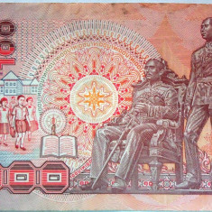 Bancnota 100 Baht - THAILANDA, anul 1994? *cod 427