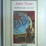 Jules Verne - 20.000 de leghe sub mari {Col. Adevarul} - Carte de povesti