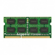 Memorie notebook Kingston 8GB, DDR3, 1600MHz, CL11, 1.5v, KG_KVR16LS11/8 - Memorie RAM laptop