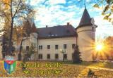 Carte postala CP SM026 Carei - Castelul Karolyi - necirculata, Printata
