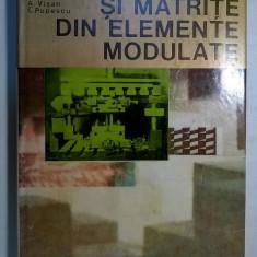 C. Dumitras, s.a. - Stante si matrite din elemente modulate