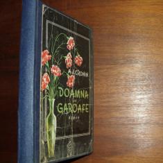 A. J. CRONIN  -  DOAMNA  CU  GAROAFE   ( editia 1945, rara ) *