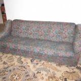 Vand canapea extensibila 3 locuri+2 fotolii in stare buna