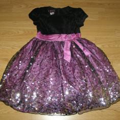 Rochie gala pentru copii de 7-8 ani de la love, Marime: Masura unica, Culoare: Din imagine