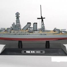 Macheta Cuirasat Mutsu - Japan 1923 scara 1:1100 - Macheta Navala
