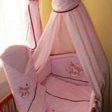 Set Lenjerie de pat pentru copii-Ankras Ponei 3 piese LPAP3-R