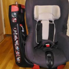 Scaun auto BebeConfort Axxis - Scaun auto copii Bebe Confort, 0-1 (0-18 kg), In sensul directiei de mers, Isofix