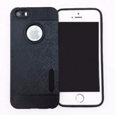 Husa TPU Water Cube Samsung Galaxy S7 Edge BLACK, Gel TPU