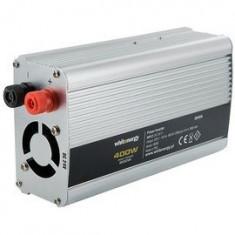 Whitenergy Invertor de tensiune 06582, 24V/230V, 400W, USB - Invertor curent