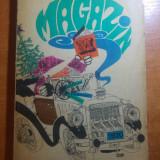 Almanah magazin 1970-art. si foto despre muntele gaina si delta dunarii