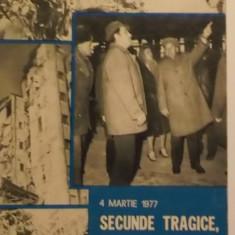 Secunde tragice, zile eroice - din cronica unui cutremur, 4 martie 1977