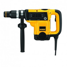 Ciocan combinat SDS-Max de 40 mm Dewalt D25501K - Rotopercutor