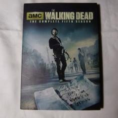 The Walking Dead - 5 season - Film actiune Altele, DVD, Engleza