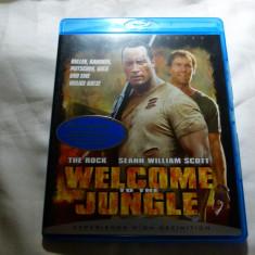 Welcome to the jungle - - Film actiune Altele, BLU RAY, Engleza