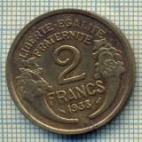 9262 MONEDA- FRANTA - 2 FRANCS -anul 1938 -starea care se vede, Europa