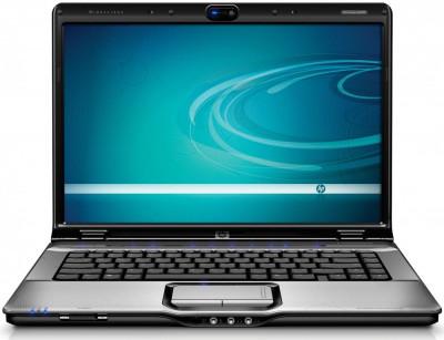 """Laptop HP DV6000 15.4"""" AMD X2 1.9GHz 2GB RAM 60 GB HDD WebCam WiFi HDMI DVD-RW foto"""