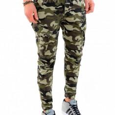 Pantaloni camuflaj - COLECTIE NOUA - pantaloni barbati - 7866G4, Marime: 28, 30, 32, 34, 36, 38, Culoare: Din imagine