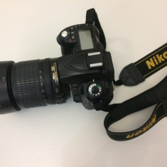Nikon D90+obiectiv Nikon+grip original, card