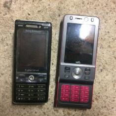 Sony-ericsson W910i si K800i - pentru piese - 25 lei ambele