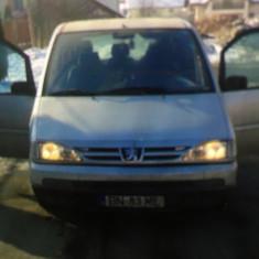 Peugeot 806, An Fabricatie: 2001, Motorina/Diesel, 2000 cmc, 200000 km