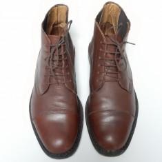 Pantofi piele naturala Frau Comfort and Technology Italy; marime 41 (27 cm) - Pantofi barbat, Culoare: Din imagine