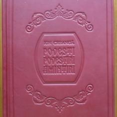Creanga, Povesti, povestiri, amintiri, Editie Kirileanu, 1972, legat. piele