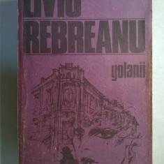 Liviu Rebreanu – Golanii