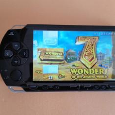 Consola PSP Sony 1000 MODATA PSP Sony MODDAT Card 8 GB + 96 Jocuri Pe Card