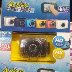 Camera subacvatica Action Camcorder - Camera Video GoPro Full HD Hero 3