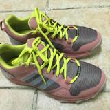 ADIDAS Kanadia K7 dama adidași trail running GoreTex impermeabili - Tenisi dama
