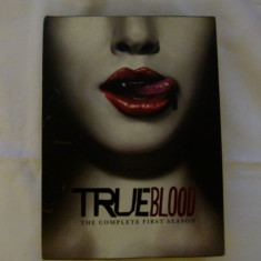 True Blood - First season - Film actiune Altele, DVD, Engleza