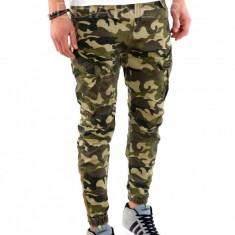 Pantaloni camuflaj - COLECTIE NOUA - pantaloni barbati - 7868G5, Marime: 28, 30, 32, 34, 36, 38, Culoare: Din imagine