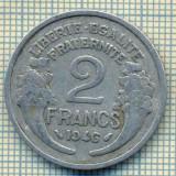 9207 MONEDA- FRANTA - 2 FRANCS -anul 1946 - starea ce se vede, Europa