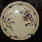 Farfurie decorativa ceramica Steffisburg