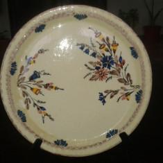 Farfurie decorativa ceramica Steffisburg - Arta Ceramica