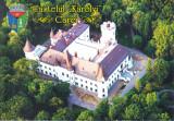 Carte postala CP SM025 Carei - Castelul Karolyi - necirculata, Printata