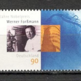 Germania.2006 50 ani PREMIUL NOBEL-W.Forssman SG.1281 - Timbre straine, Nestampilat