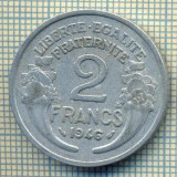 9206 MONEDA- FRANTA - 2 FRANCS -anul 1946 - starea ce se vede, Europa