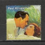 Germania.2007 100 ani nastere P.Klinger-actor  SG.1296