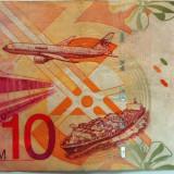 Bancnota 10 Ringgit - MALAEZIA, anul 2004  *Cod 421