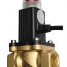 Resigilat : Electrovalva GAZ DCF-90 (1 Inch) - Sisteme de alarma