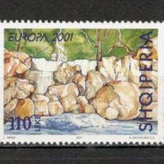 Albania.2001 EUROPA-Apa  SA.591